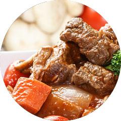 法氏红烧牛肉